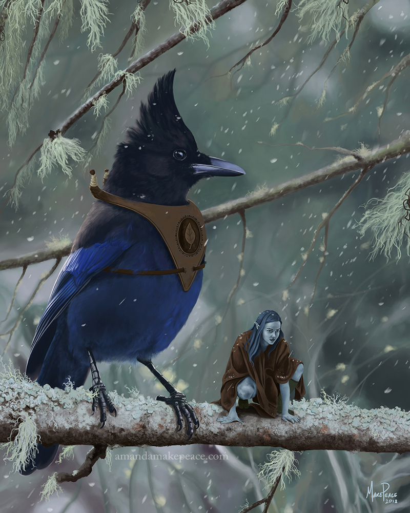 Forest Scouts   Bird Whisperer December 2018