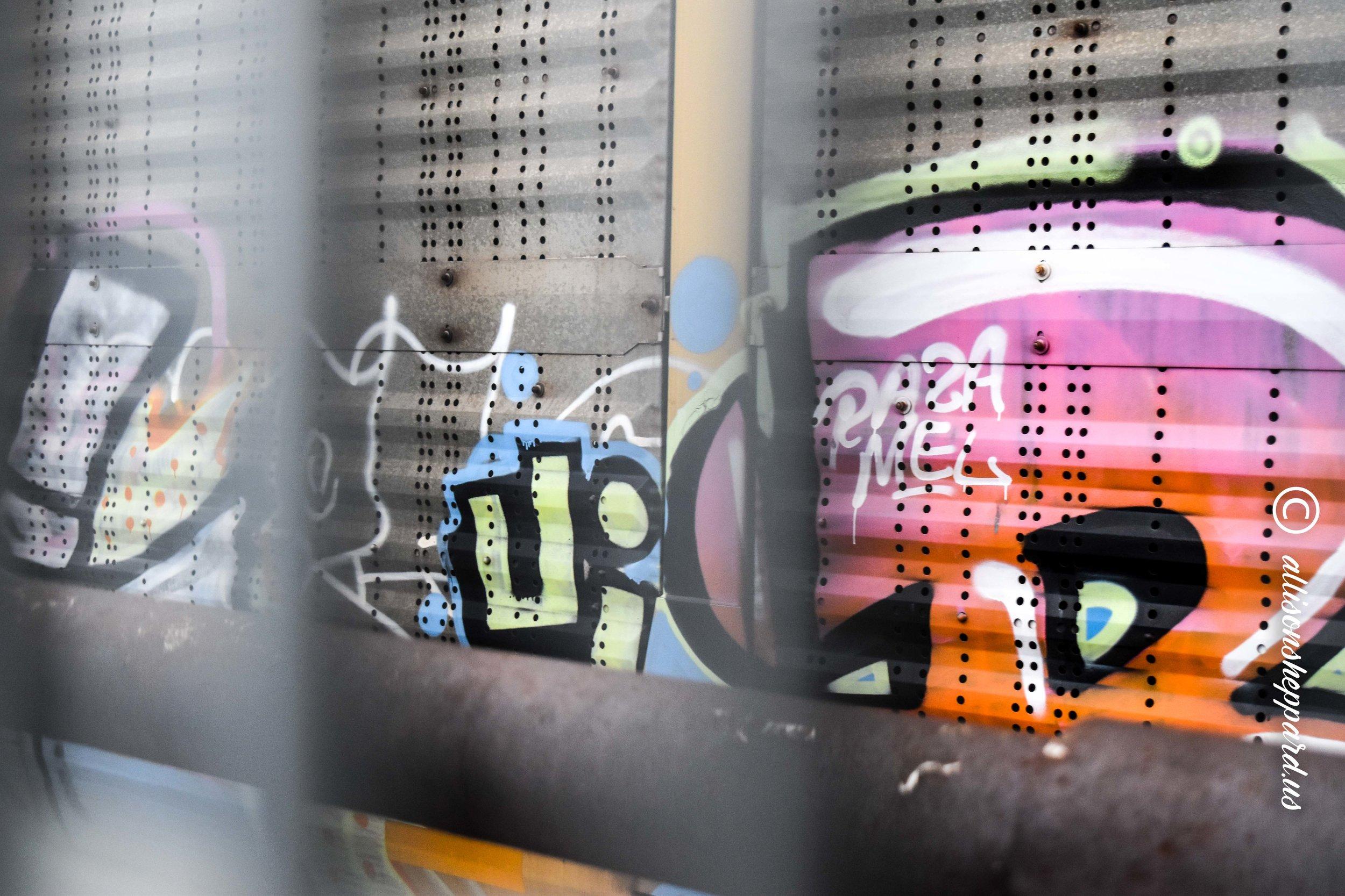 BRC-train-pink graffiti.jpg