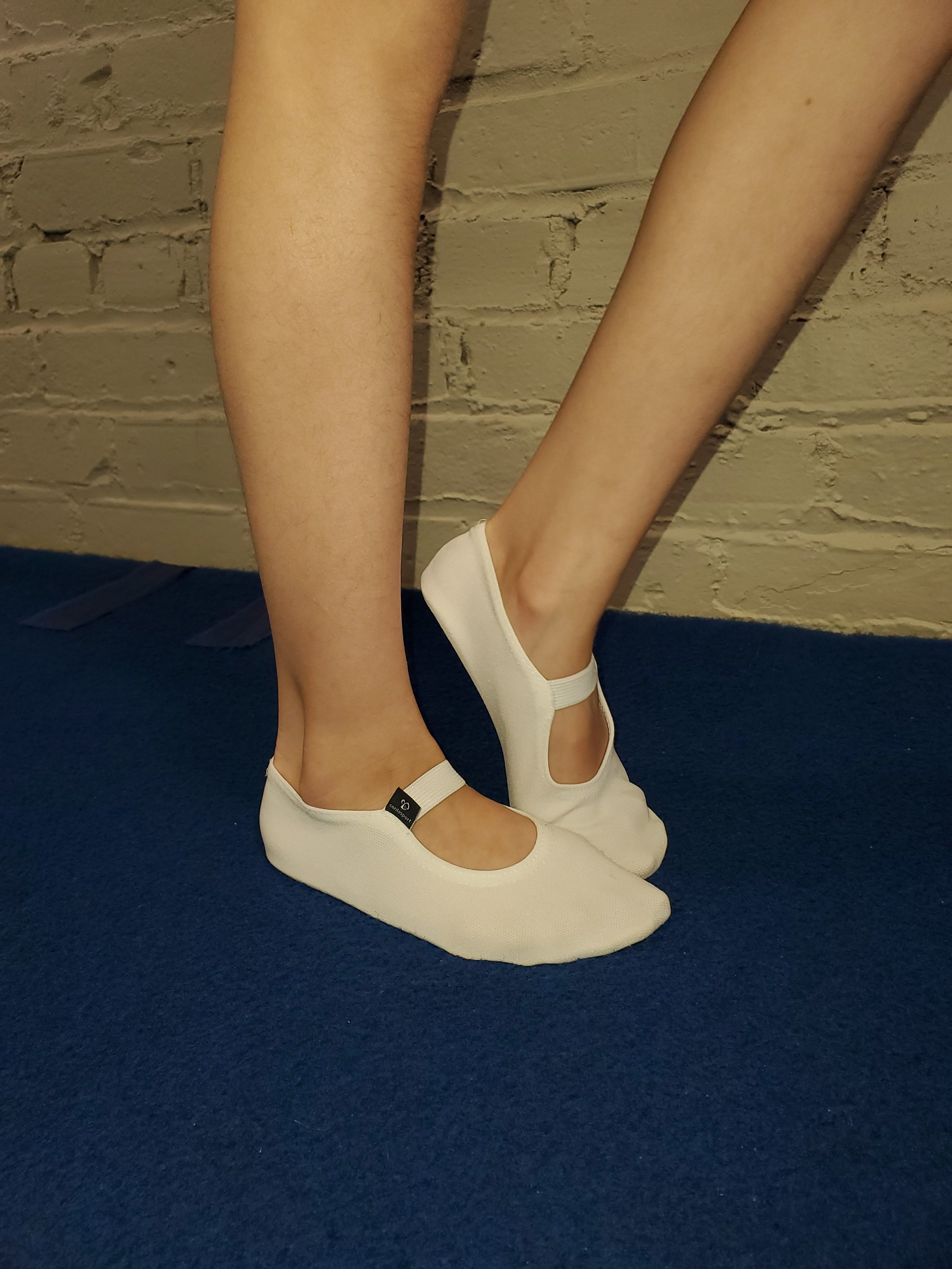 TRAMPOLINE SHOES $25   Our preference for our students. We love them so much we order them in from Europe! Great for all ages and levels but required for competition students.