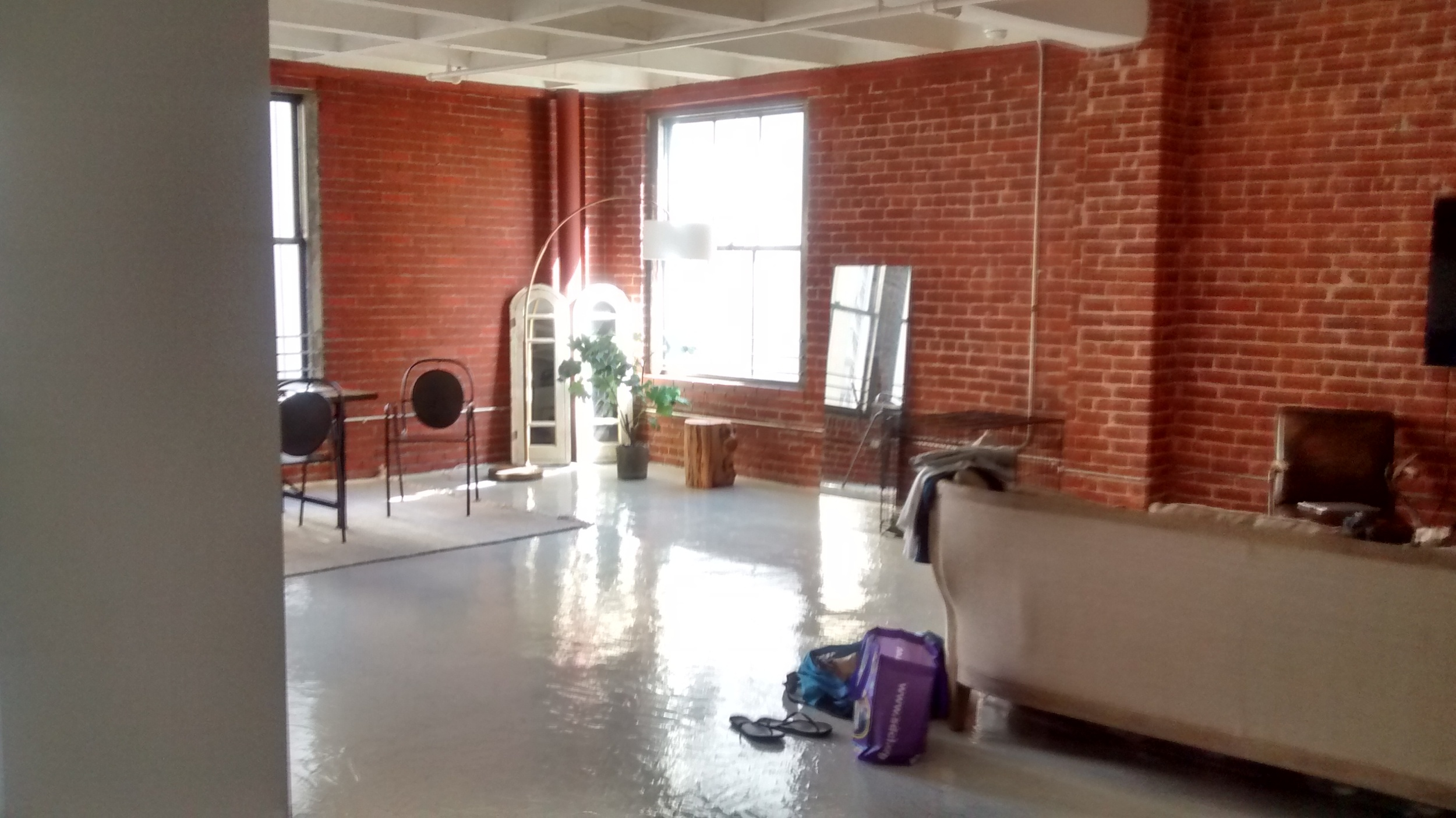 Our beautiful Airbnb loft