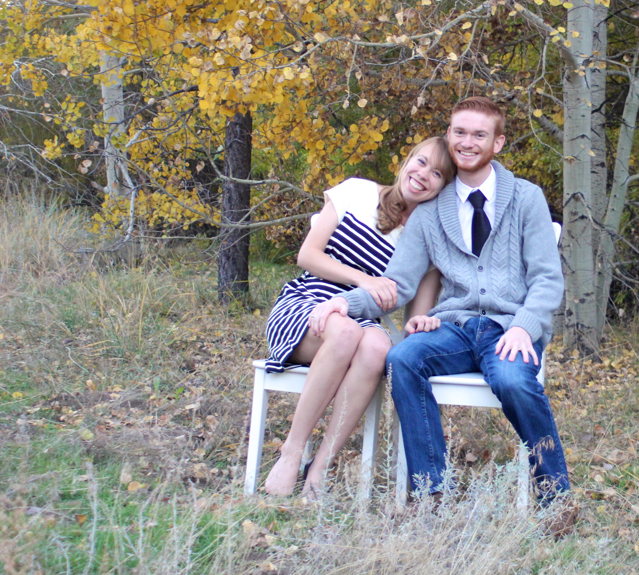Photo Credit: Emily Greenwood Weren't we cute?