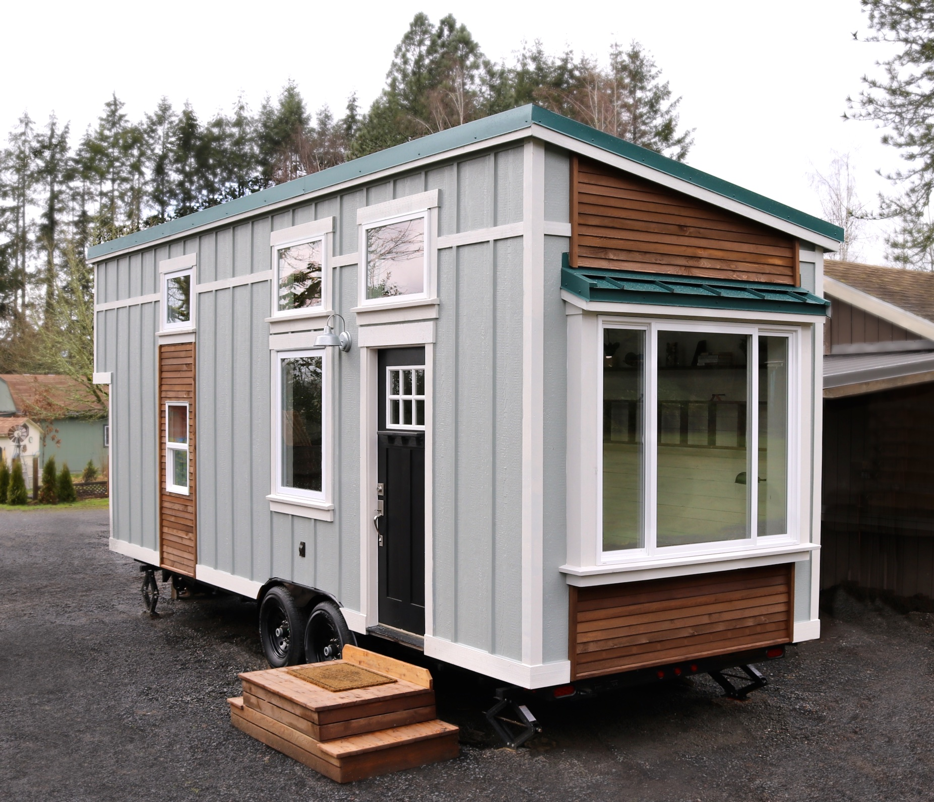Tiny Getaway by Handcrafted Movement