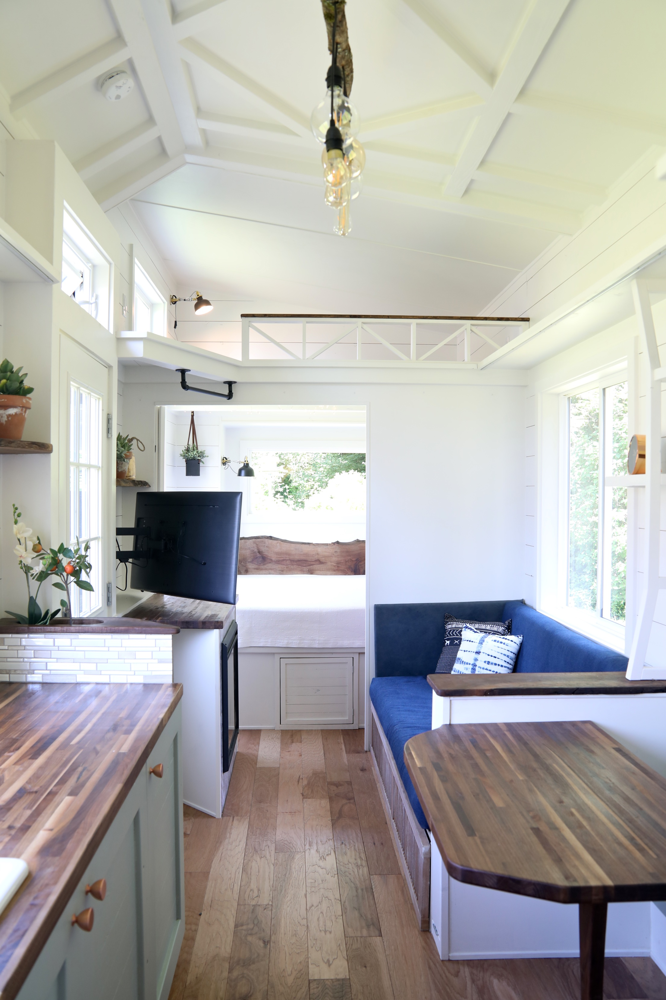 Handcrafted Movement - Pacific Pioneer Tiny Home
