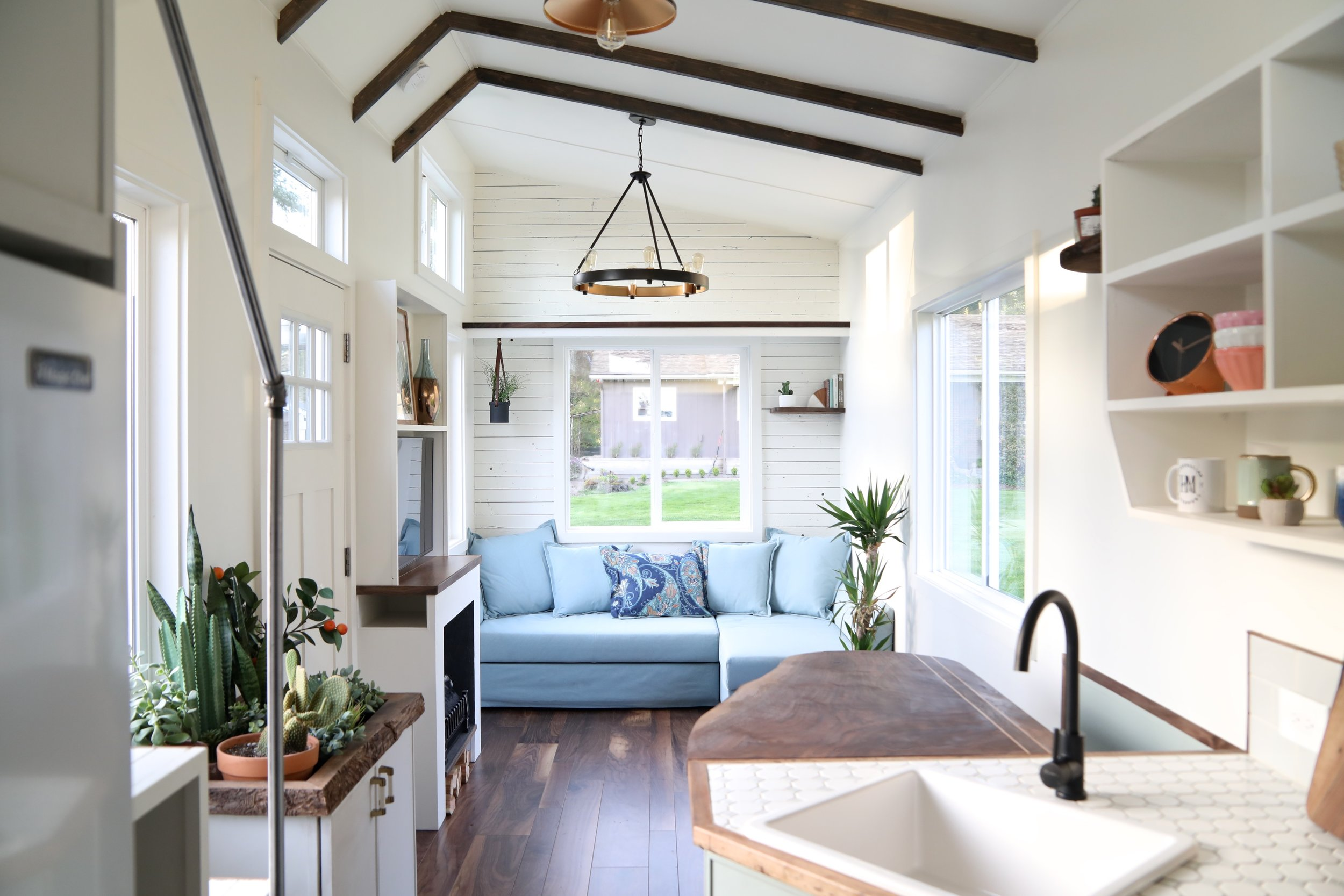 Royal Pioneer Tiny Home by Handcrafted Movement
