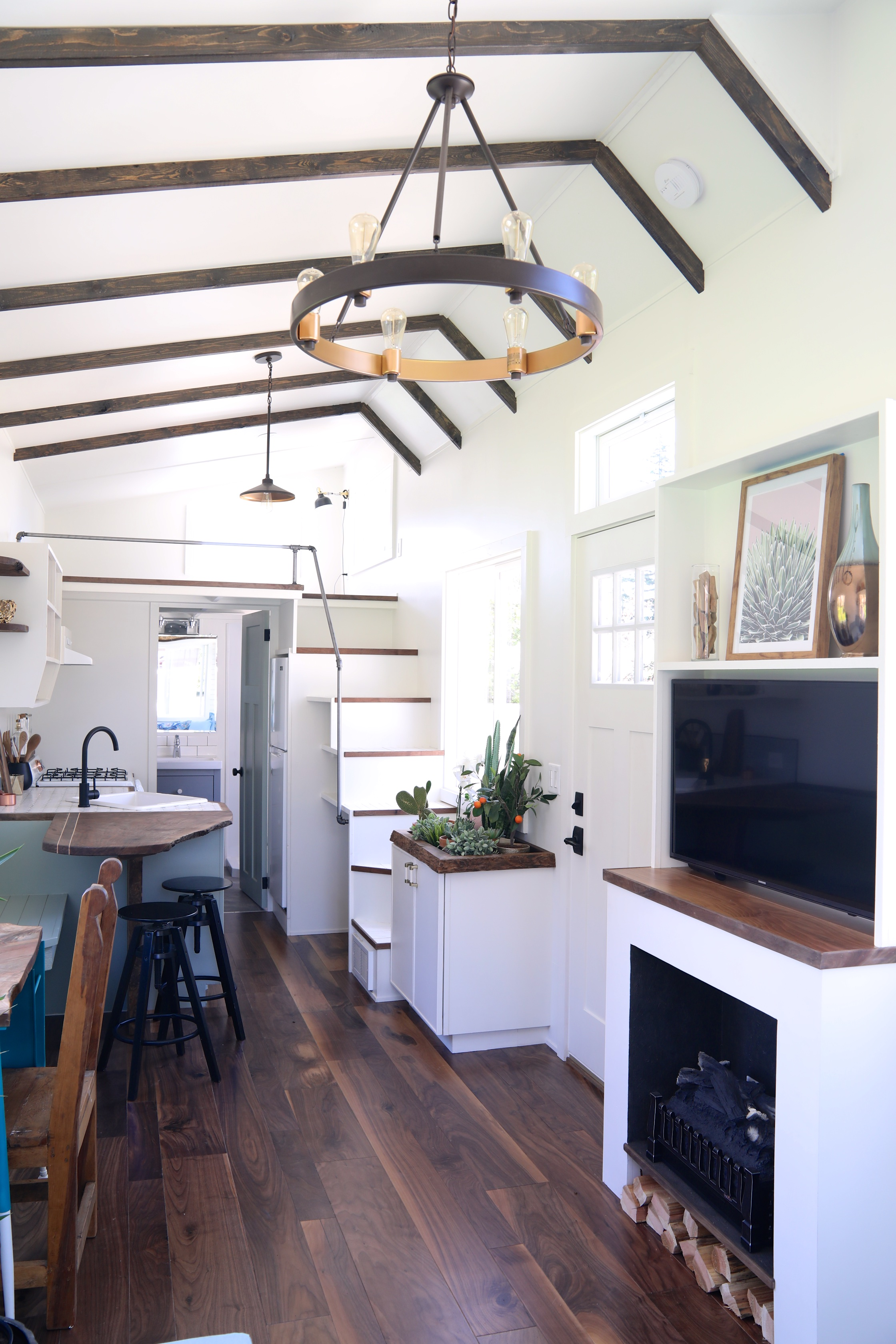 Royal Harmony Tiny Home by Handcrafted Movement
