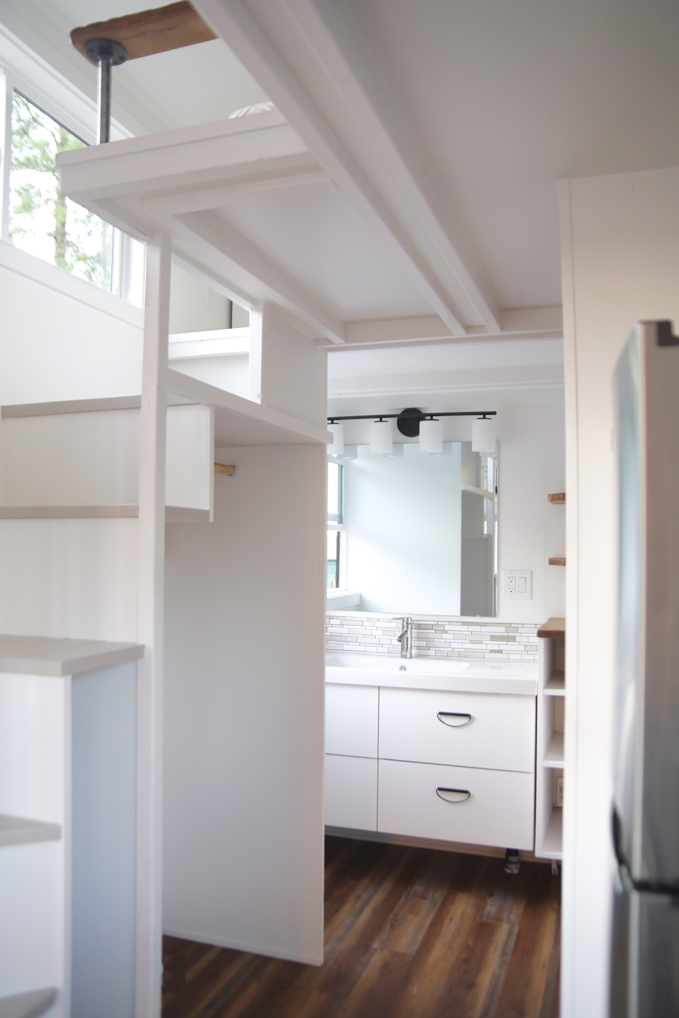 Oceanside Tiny Home by Handcrafted Movement