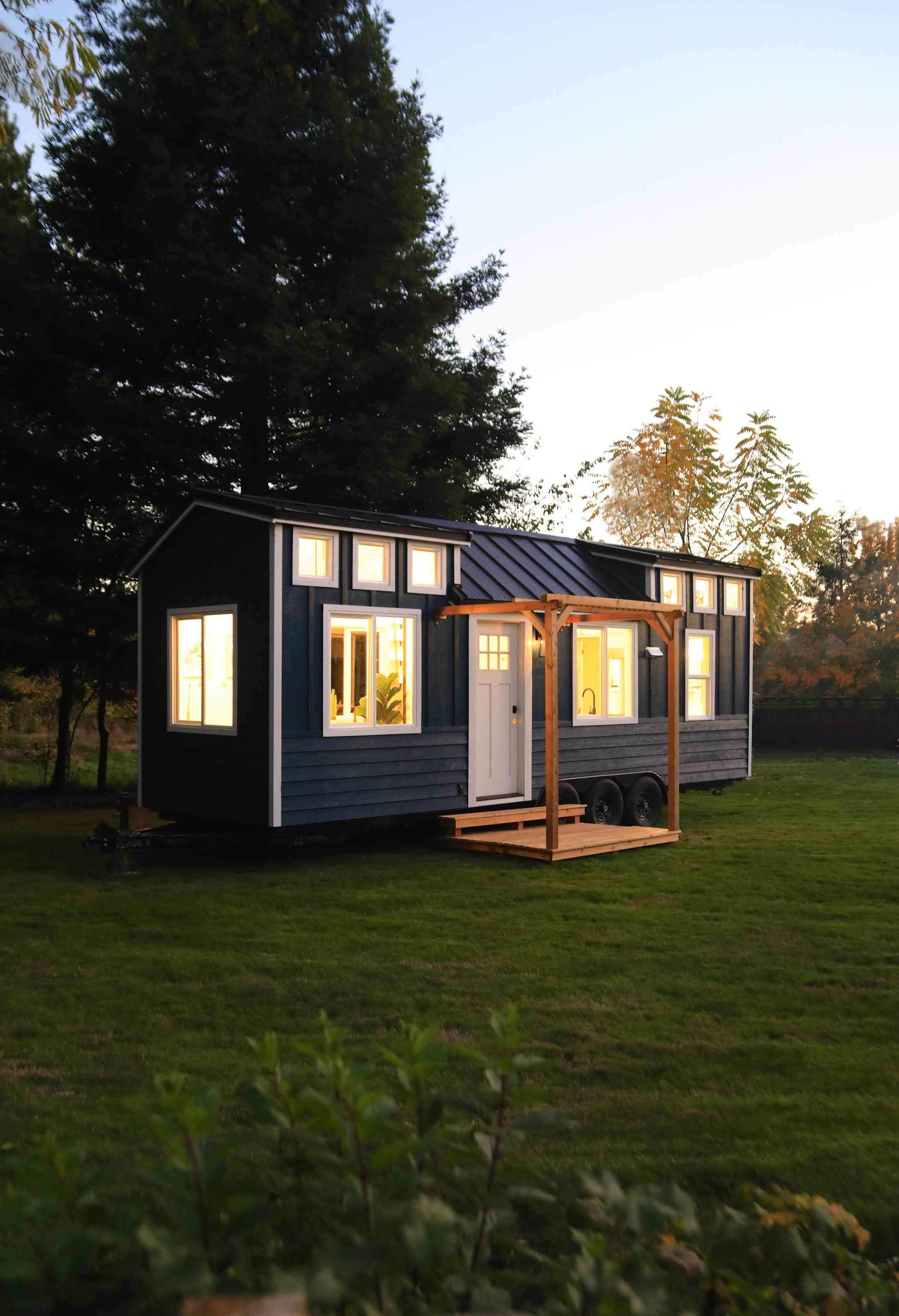 Cadence Tiny Home by Handcrafted Movement