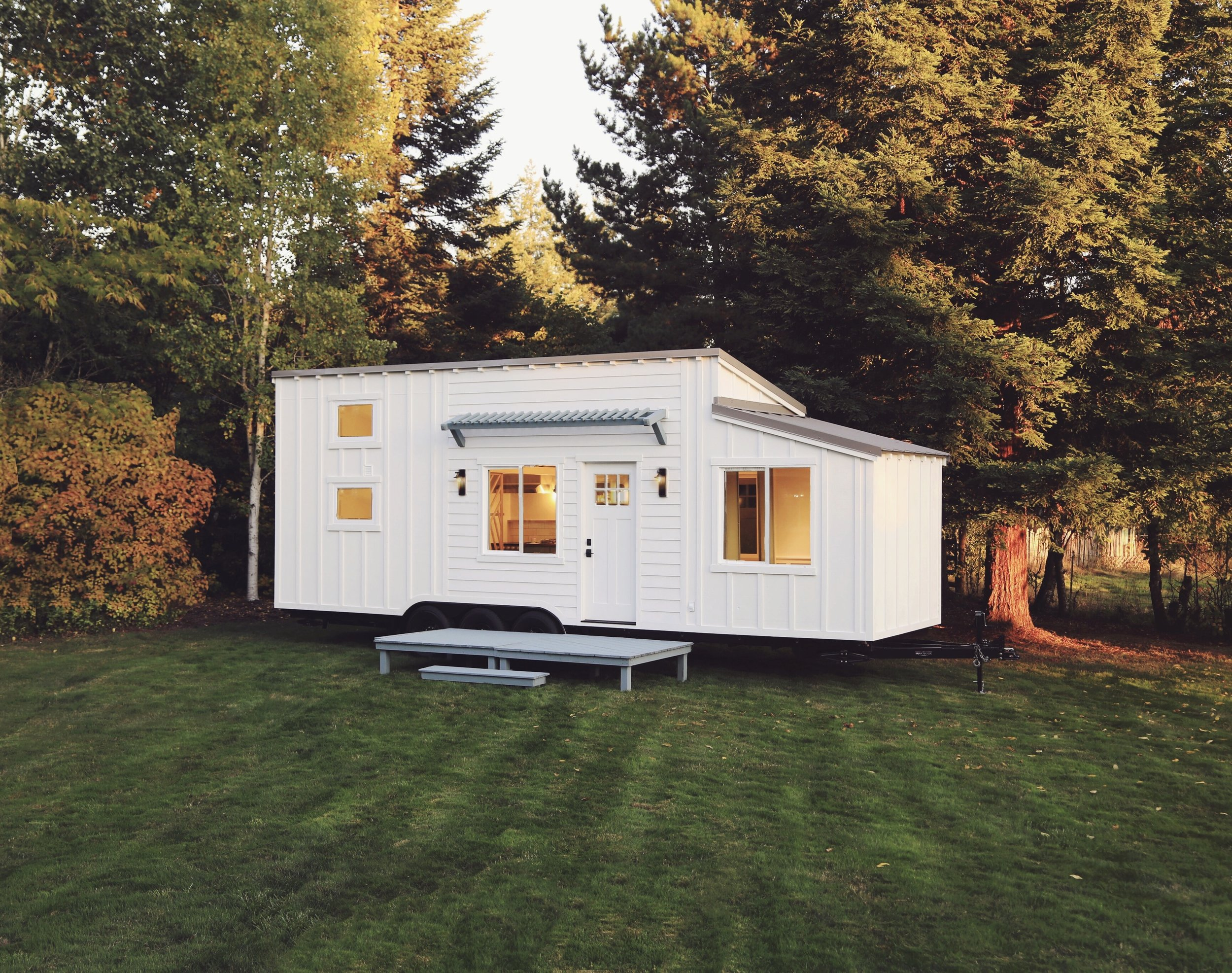 Cascade Tiny Home by Handcrafted Movement