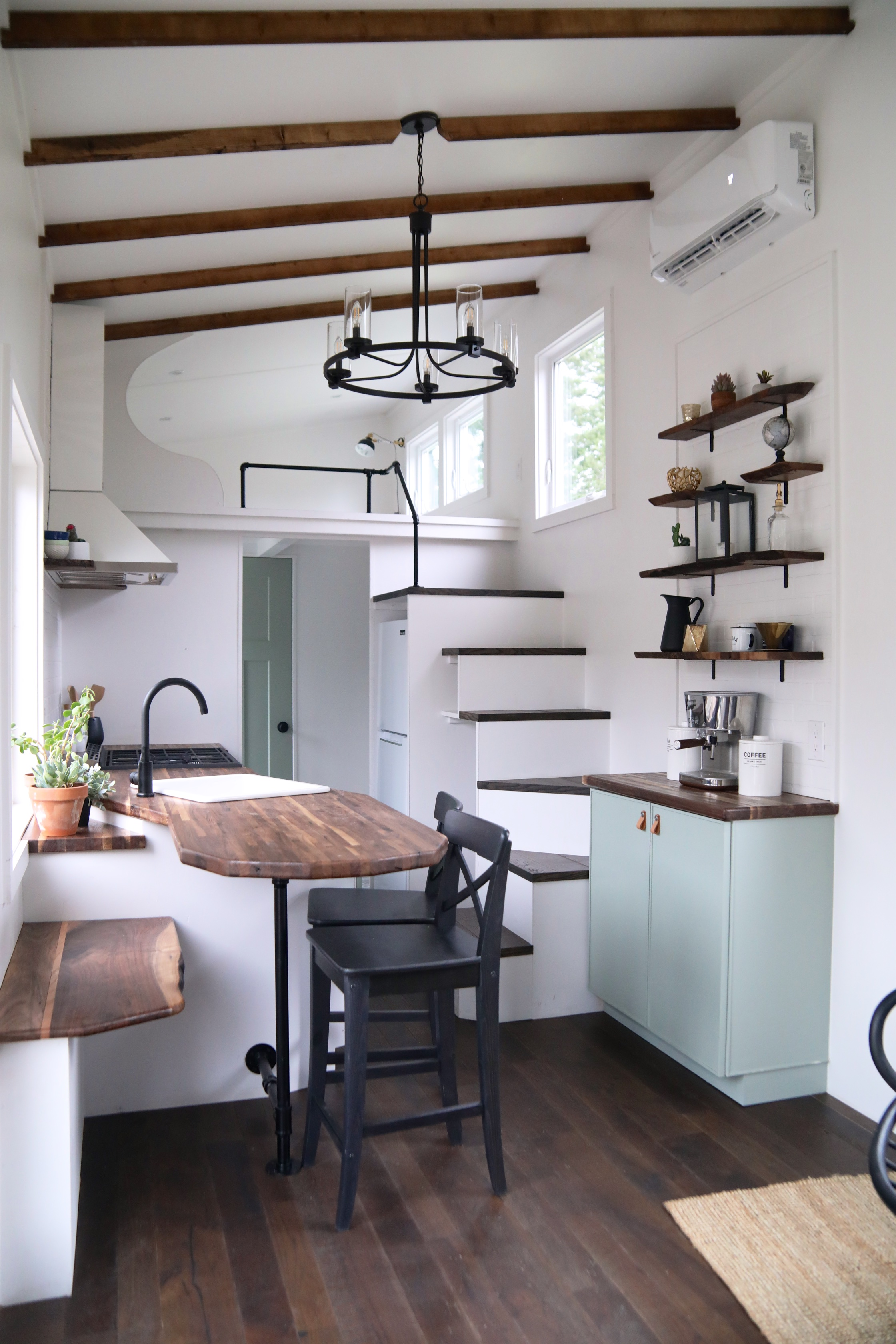 Columbia Craftsman Tiny Home by Handcrafted Movement