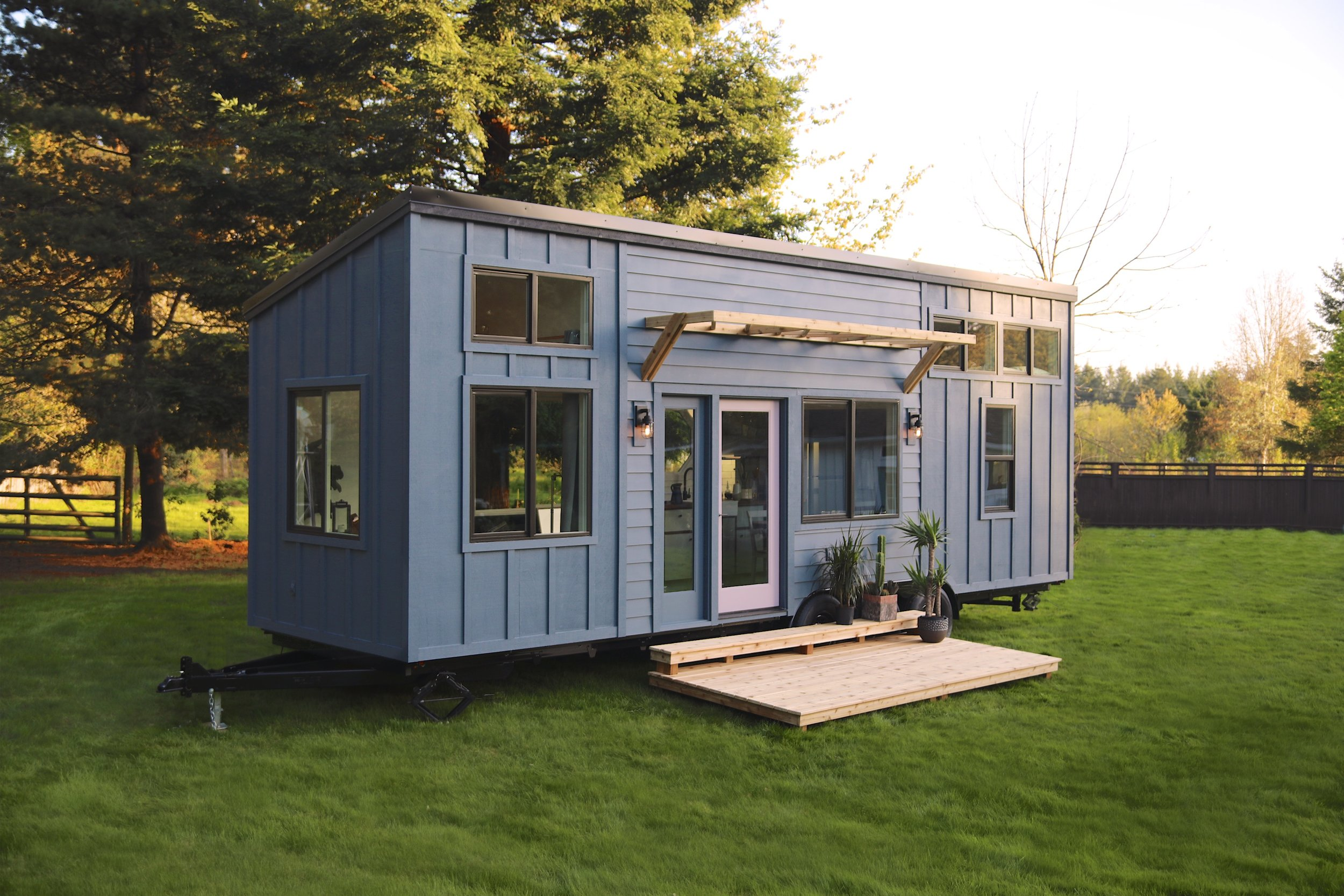 Pacific Harbor Tiny Home by Handcrafted Movement