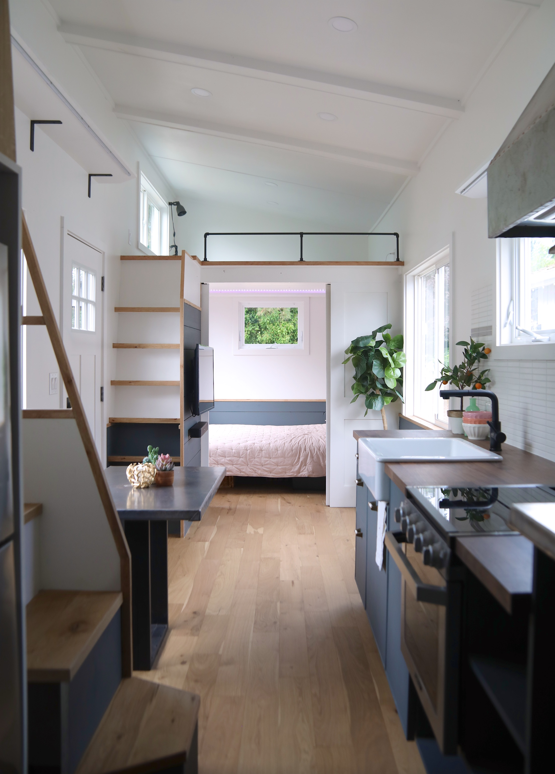 Legacy Tiny Home by Handcrafted Movement