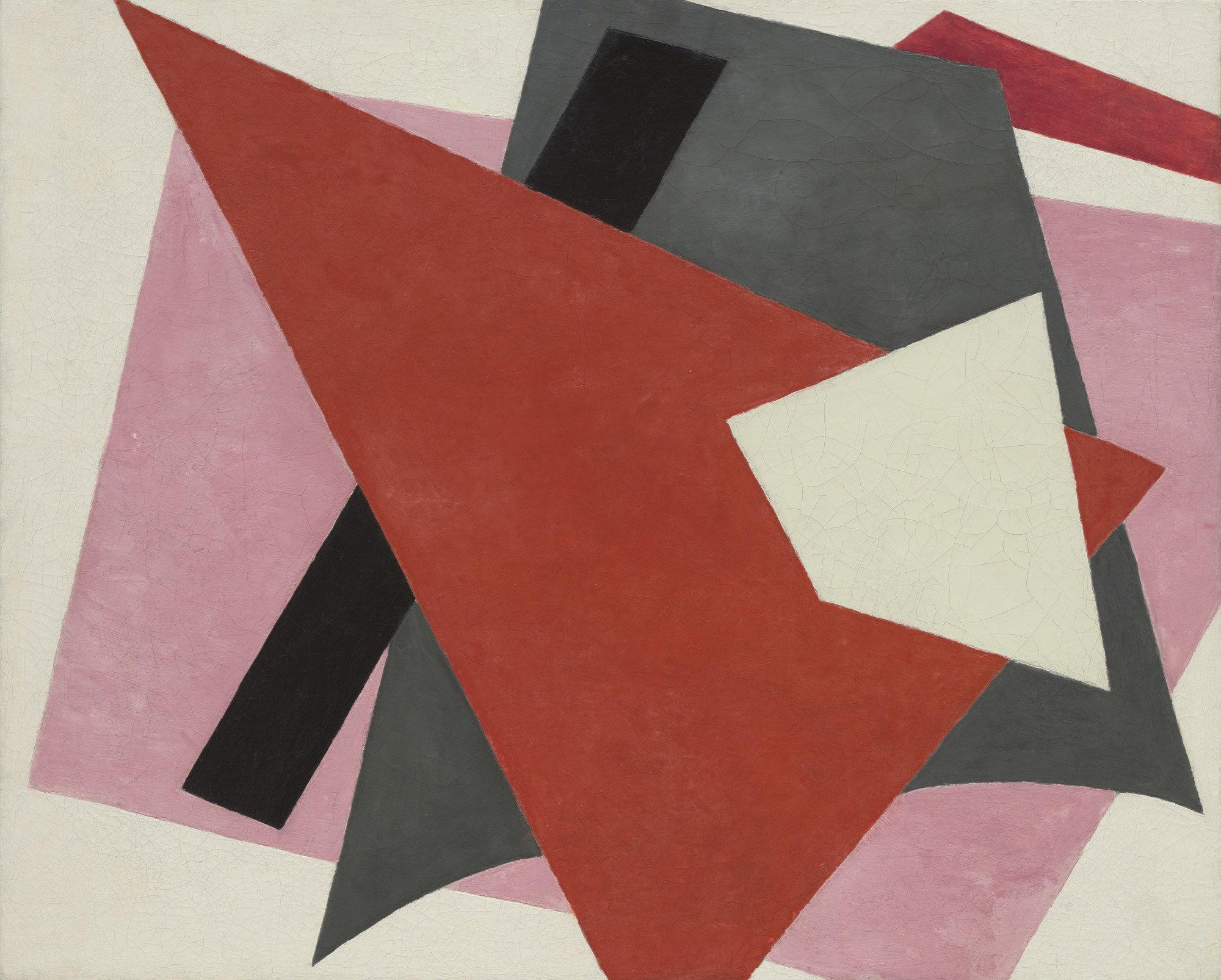 Painterly Archietetonic, 1917