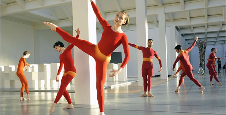 Andrea Weber and fellow dancers of MCDC in DIA Beacon Event.jpg