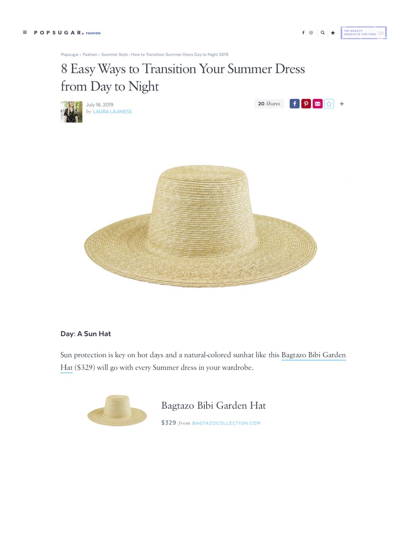 Bibi Hat
