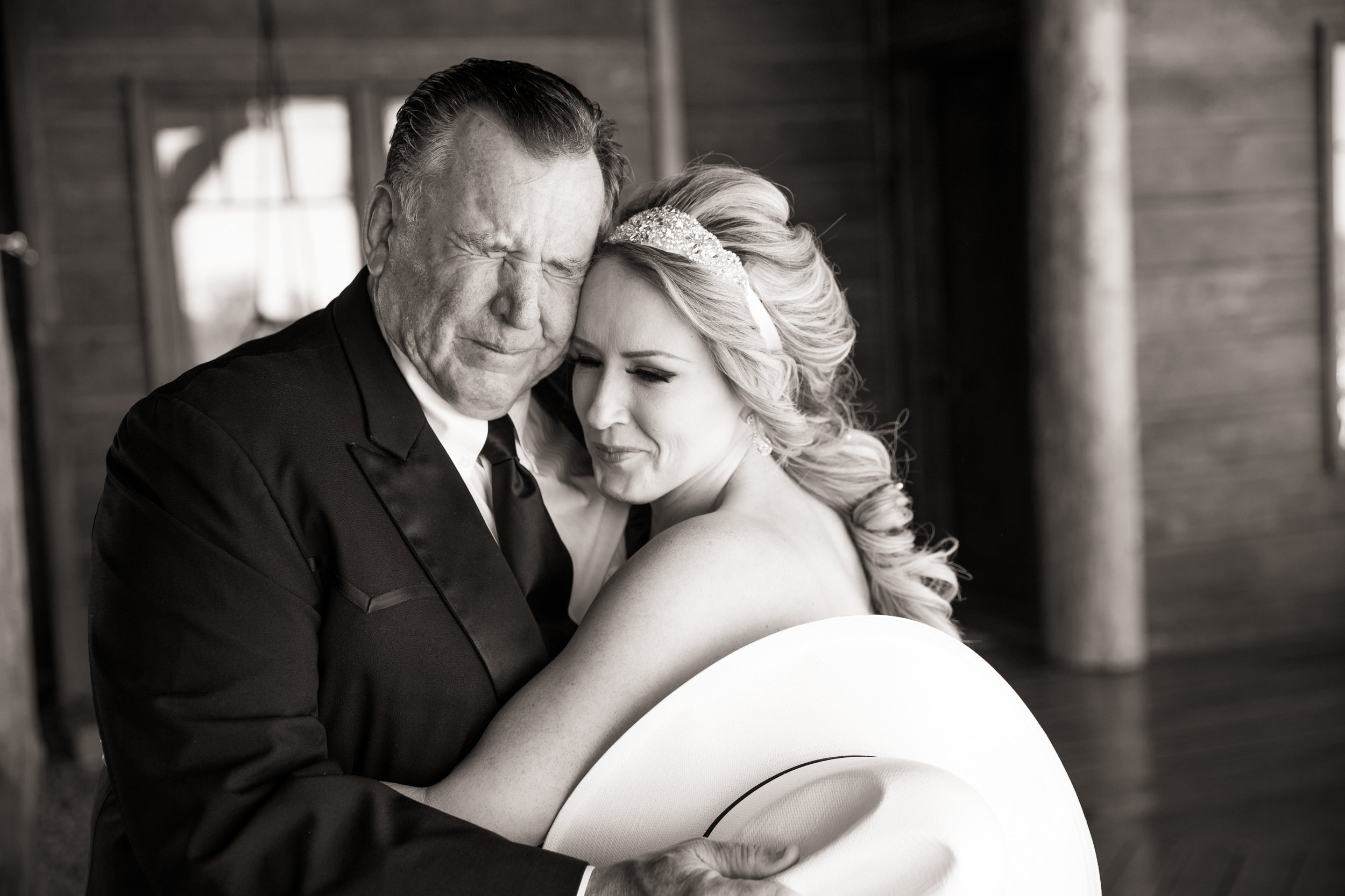 Imagine how this moment felt for this beautiful bride and her proud father. You too can have a moment like this captured by our amazing team.