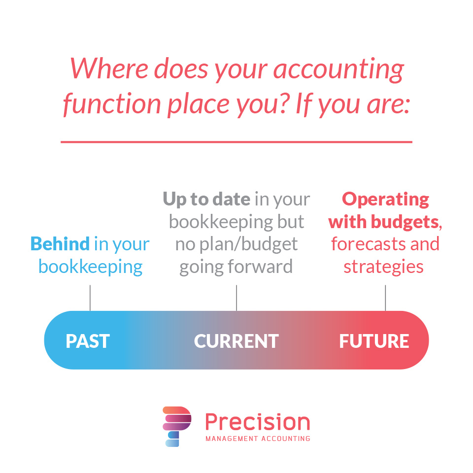 Where does your accounting function put you?