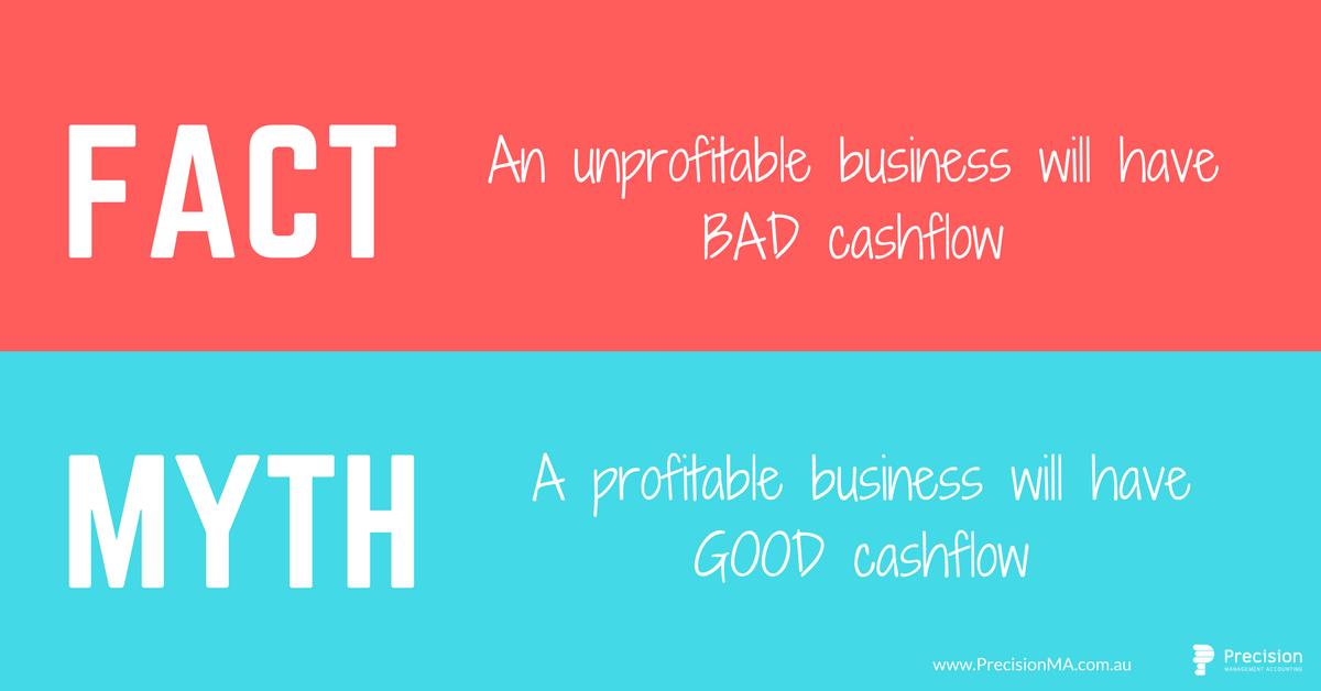 Cashflow Myth