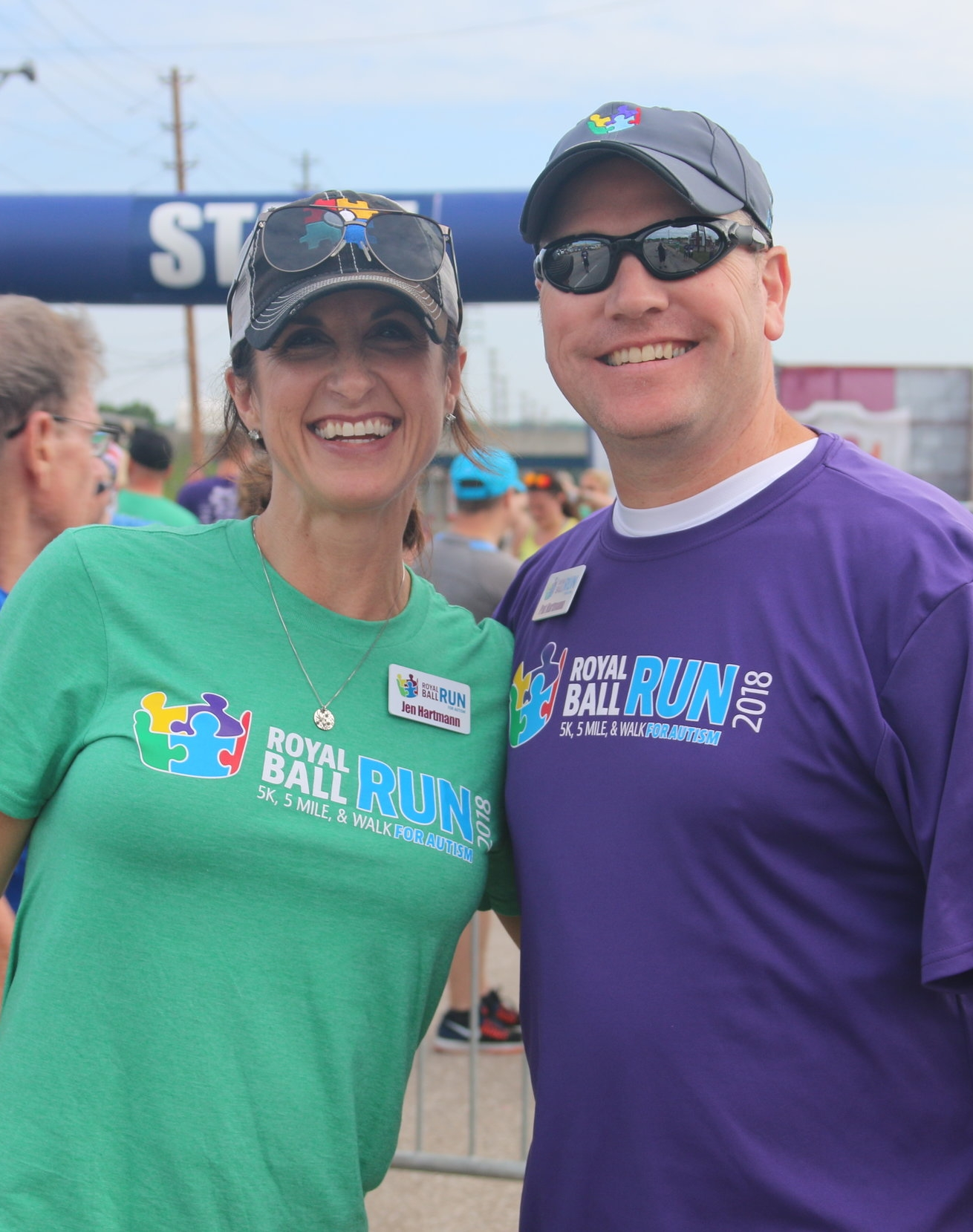 Our Story - The inspiration for the Royal Ball Run for Autism organization stems from the now 1 in 59 children who are diagnosed with autism each year. We will be running to celebrate their achievements, their courage, and their future.Learn More