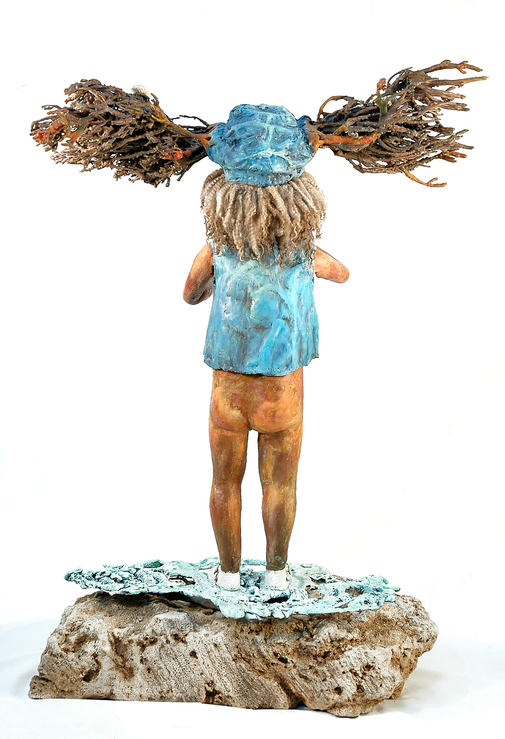 Offering (back view)