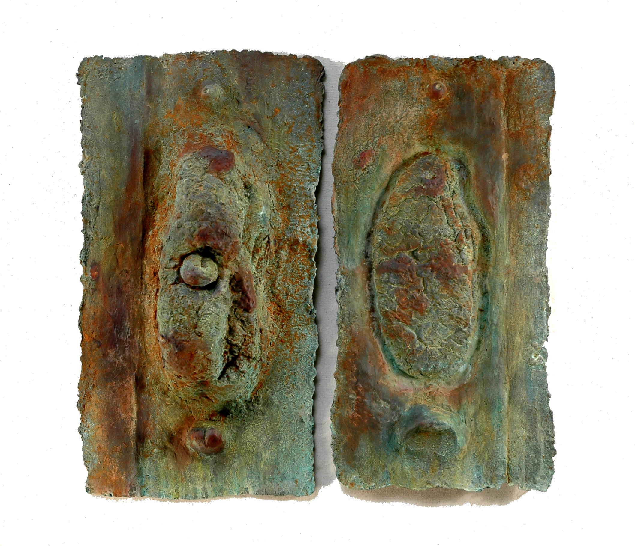 Bread Quilt (Verticals), 2006