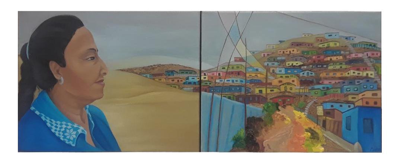 Susana y su paisaje / Susana and Her Landscape