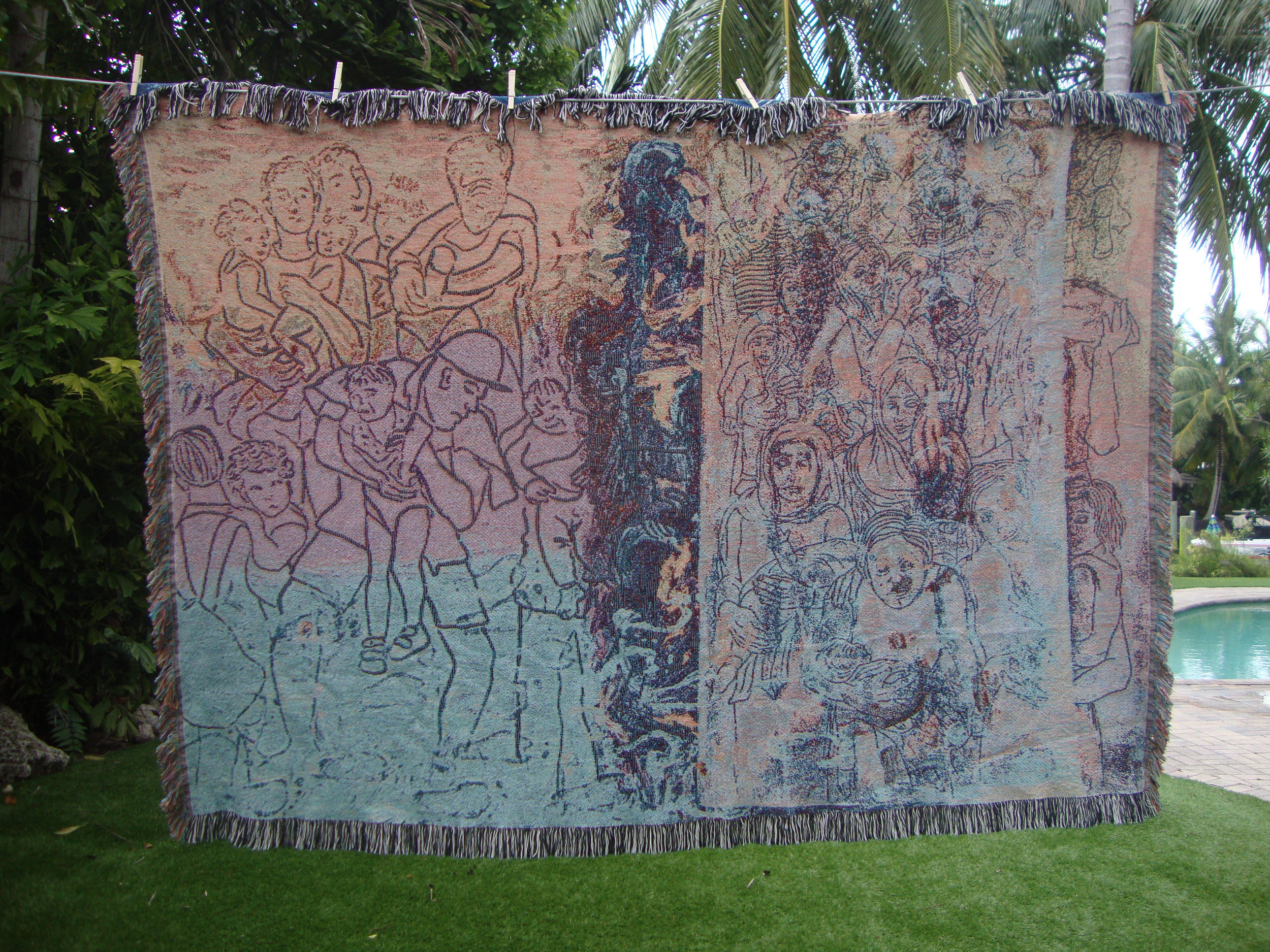 Crossing (Tapestry: Side Two)