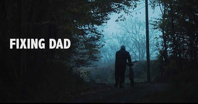 Getting ready for the next chapter #fixingdad Watch on BBC iplayer http://www.bbc.co.uk/iplayer/episode/b07m8nzd/fixing-dad?suggid=b07m8nzd