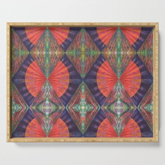 click on image to purchase serving tray or browse other items with this artwork