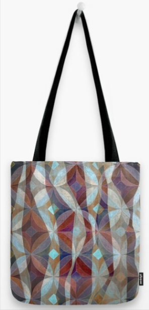 click on image to purchase this tote or browse pillows and other products with this artwork