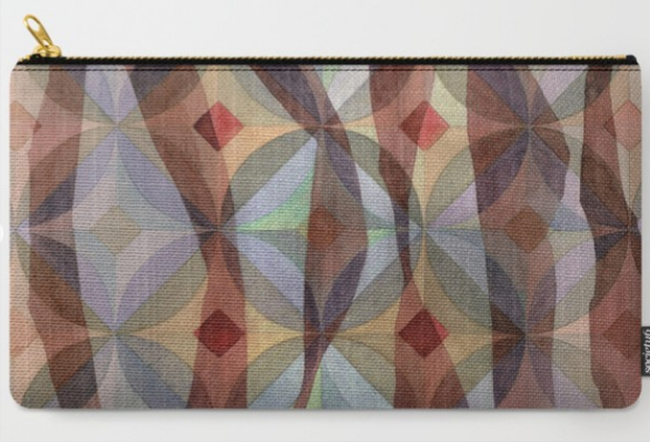 click on image to purchase this zipper pouch for art supplies or other things you need to carry-comes in three sizes