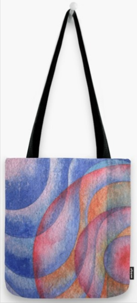click on tote to purchase or browse my shop