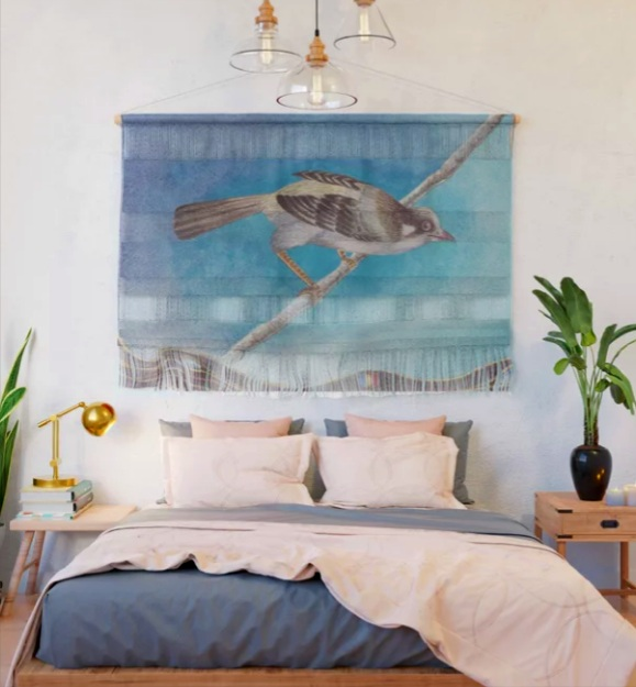 click on image to purchase wall hanging
