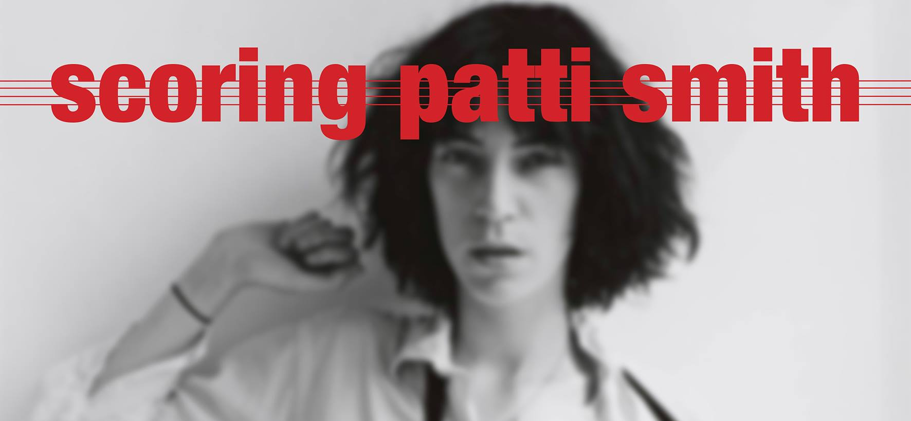 Opening: Scoring Patti Smith   Affiliated Text at 6pm, 33 Roslyn St, Potts Point, 6-8pm  An ode to Patti Smith, Affiiliated Text has curated an exhibition of works inspired by Smith and the culture of punk that she embodied. The exhibition will feature a range of experimental works including but not limited to aural notation, graphic performance, music music, image scripts, eye vocals, and more, and will be open from 10am – 6pm daily from Wednesday 12 November 2015 until Jan 15, 2016.