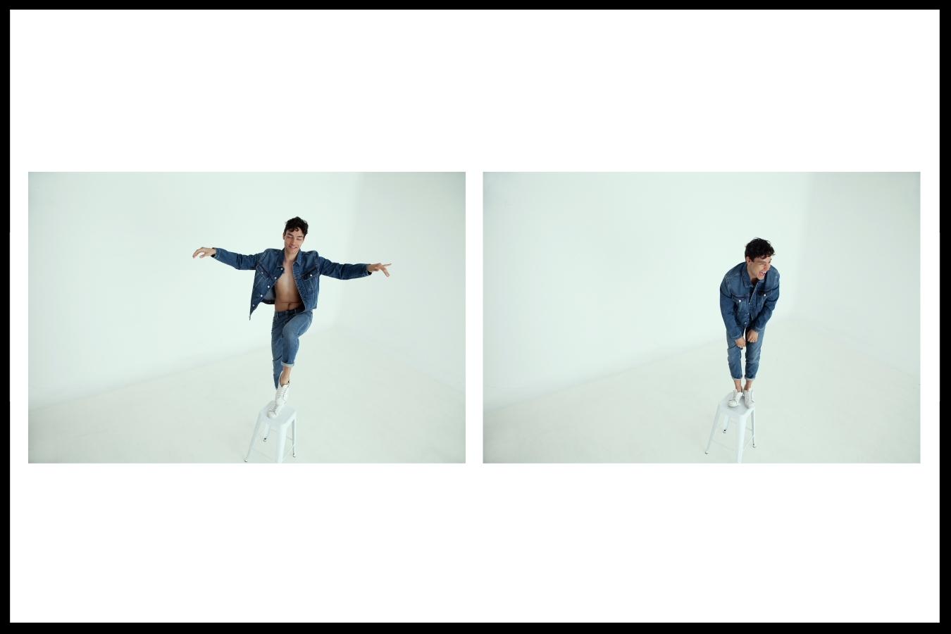Acne Studios Denim jacket, Acne Studios jeans