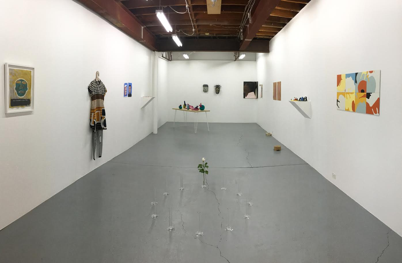 Committee., 2018. Installation view in Gallery One. Image: Uri Auerbach