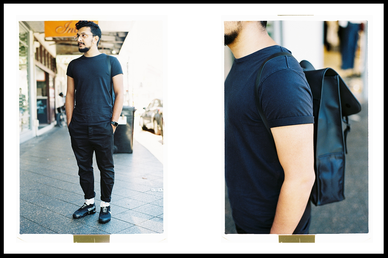 Meet Avinesh @avi_brownman // Nikon F3 - Fuji Industrial 100 film
