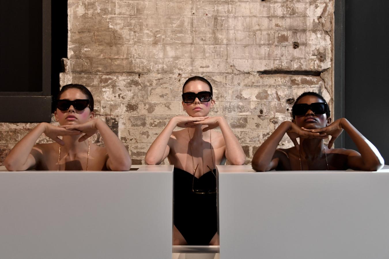 Mercedes-Benz Fashion Week Australia - Credit: Getty Images
