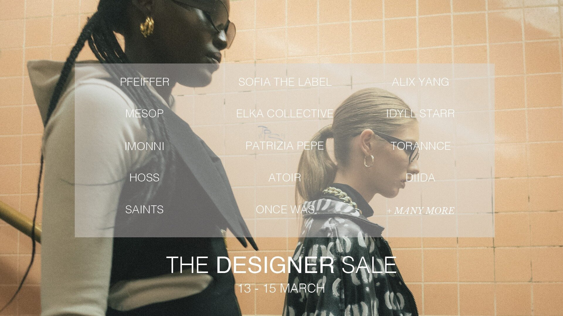 The Designer Sale Australian Fashion Event Home