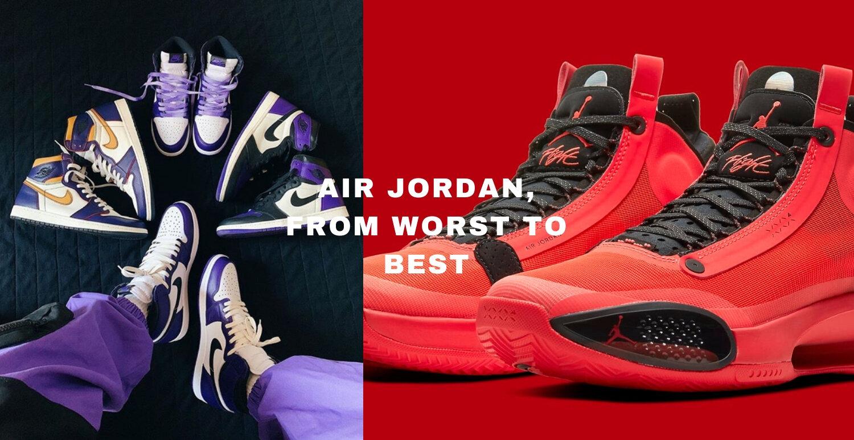 worst jordans