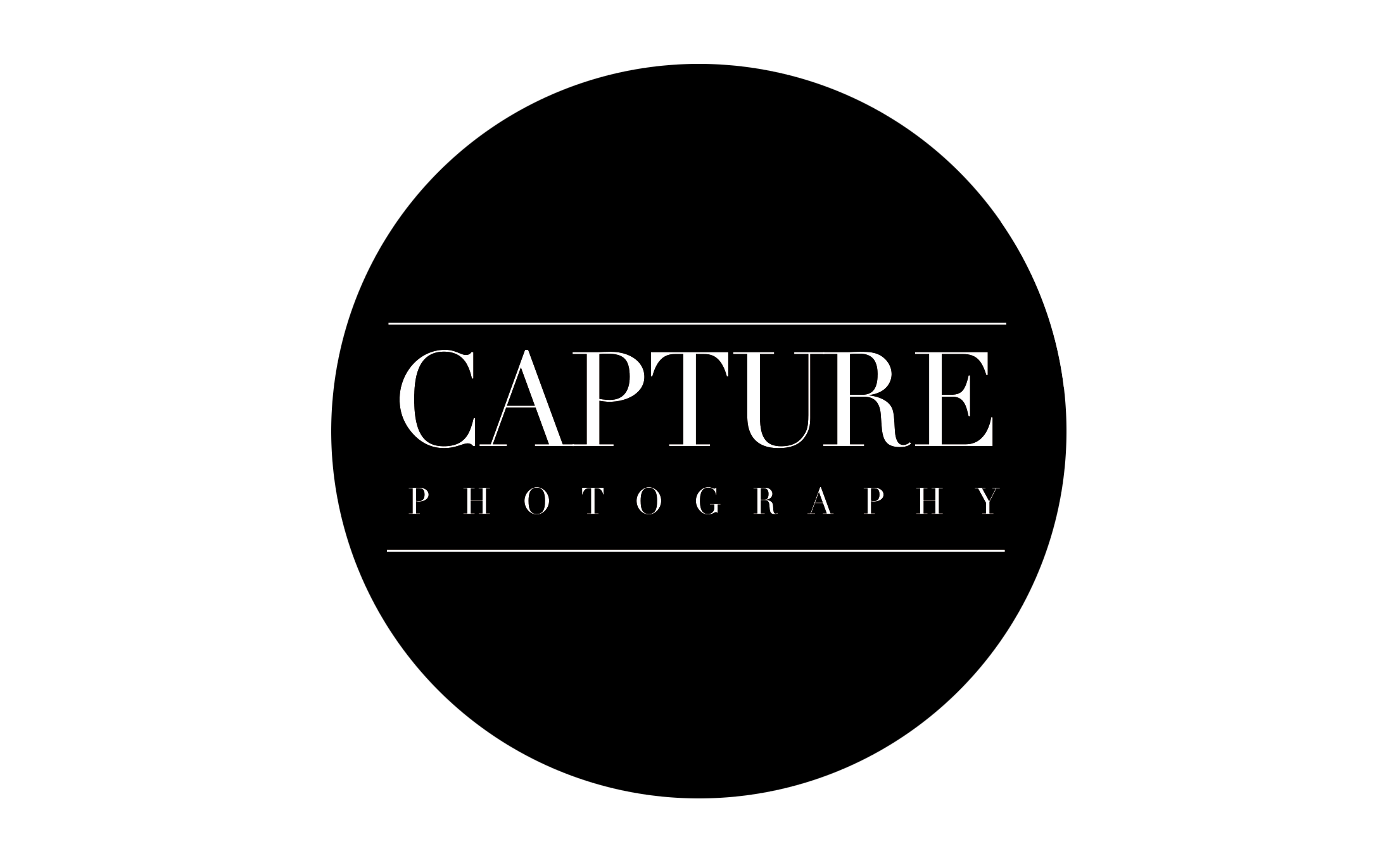 round capture photography logo white text on black.png