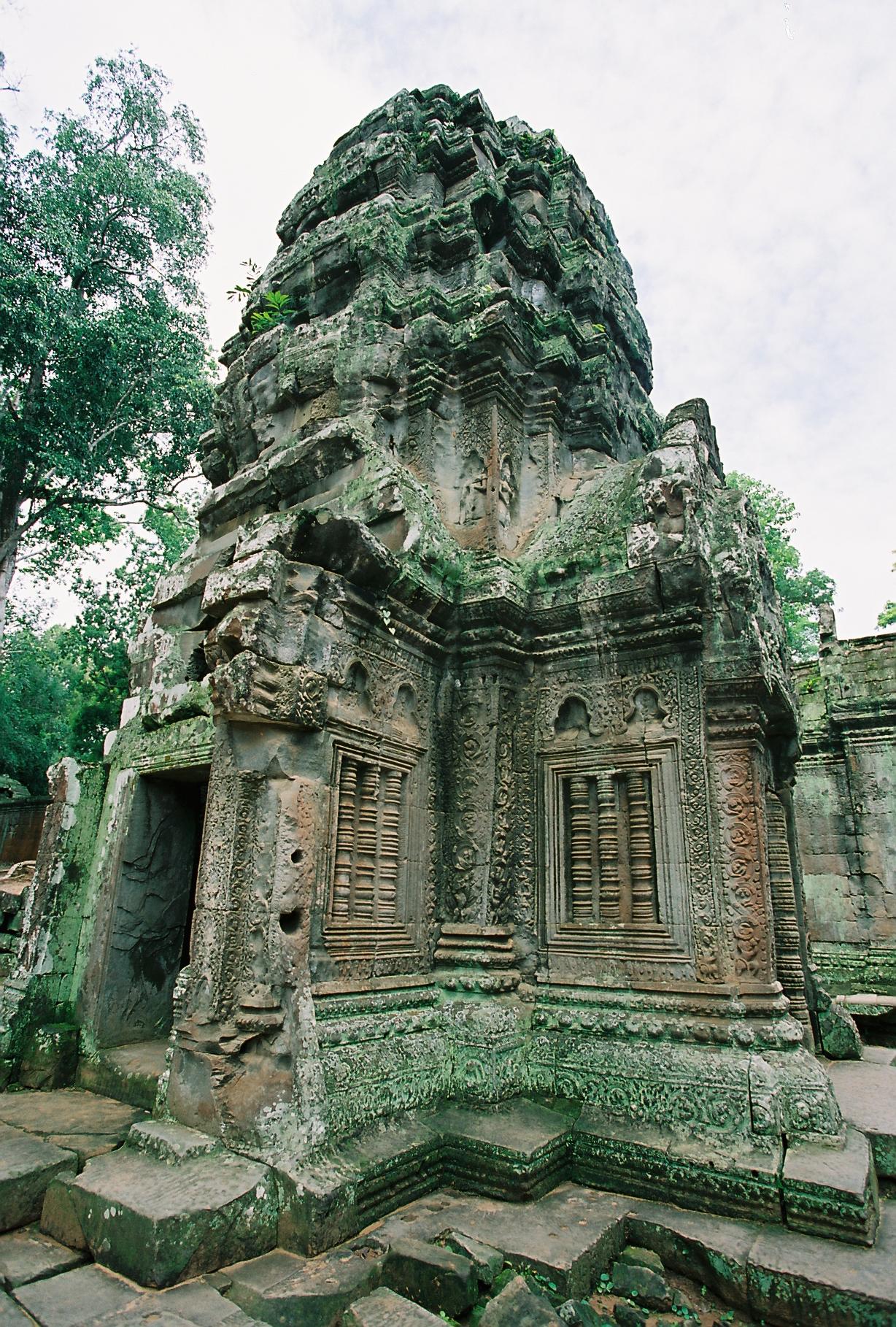 Ta Prohm, Siem Reap (2011)