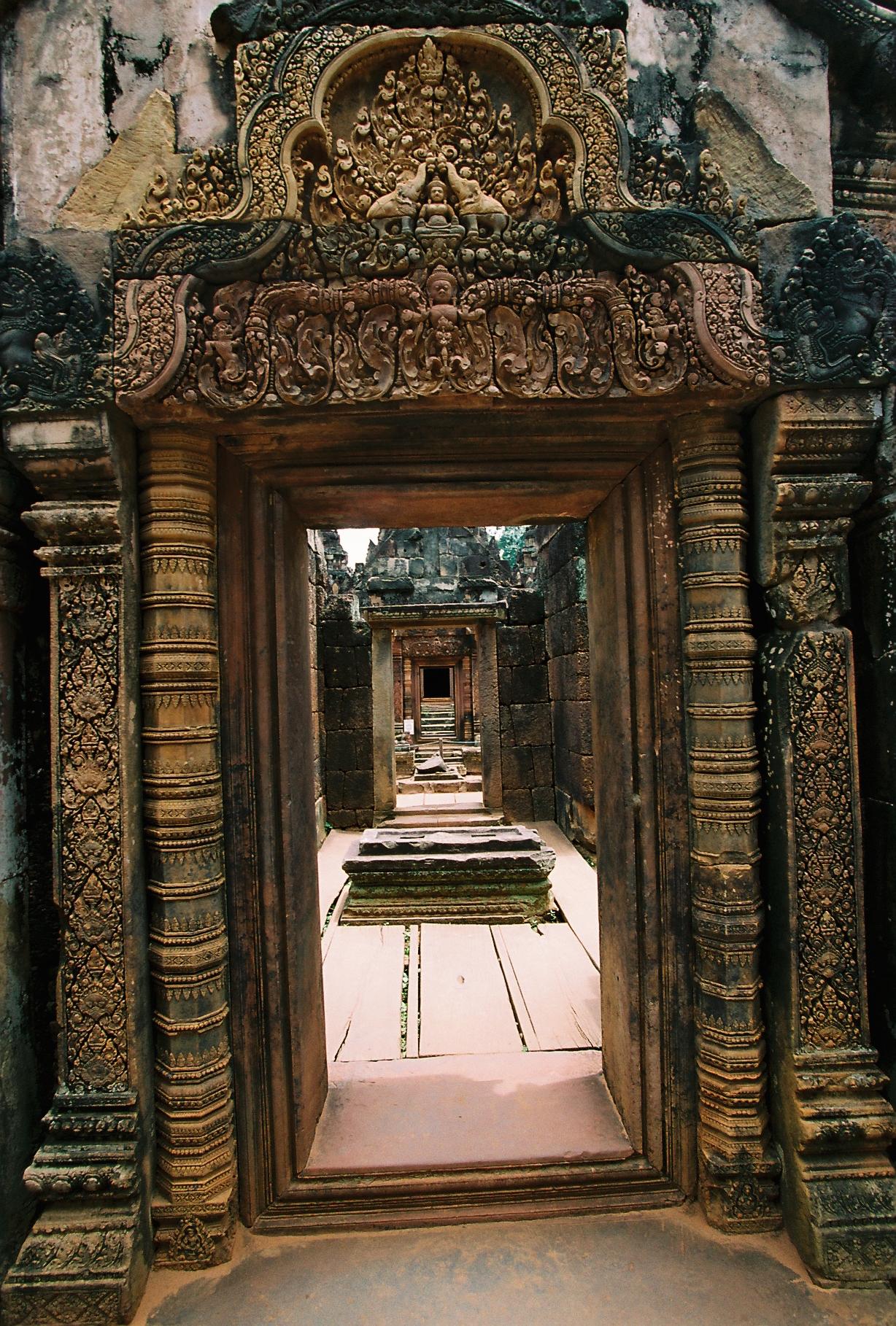 Banteay Srei, Siem Reap (2011)