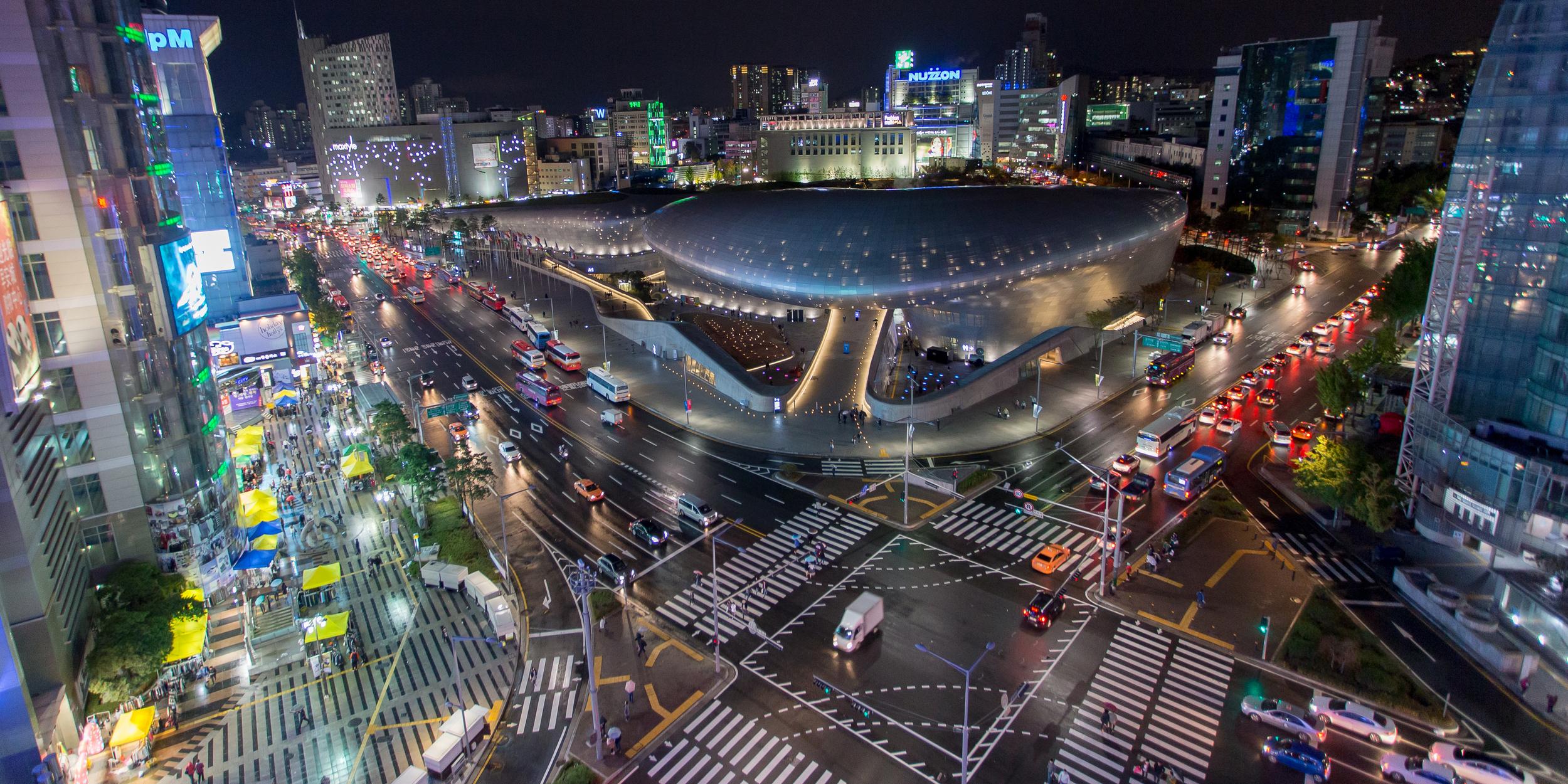 Dongdaemun, Seoul (2014)