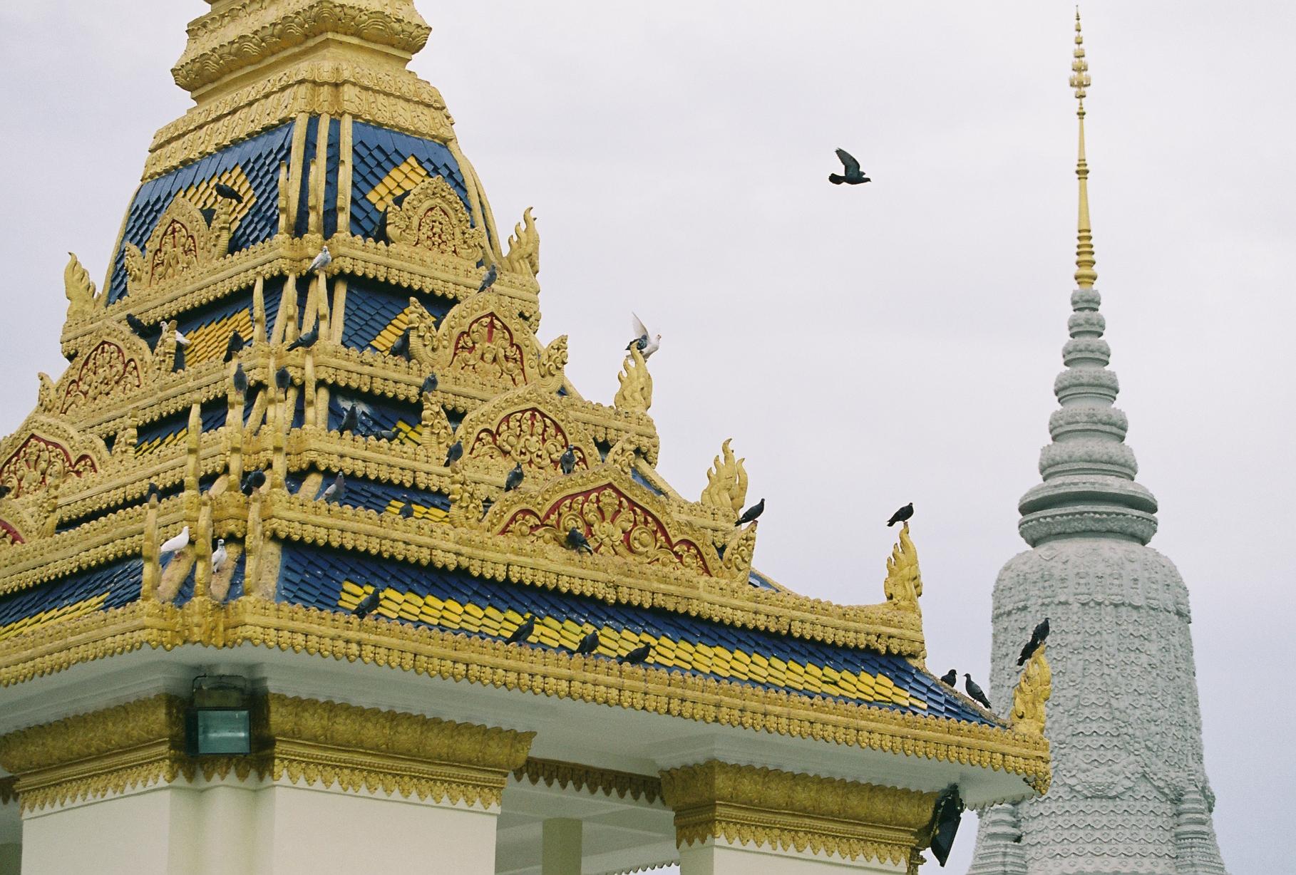 Royal Palace, Phnom Penh (2011)