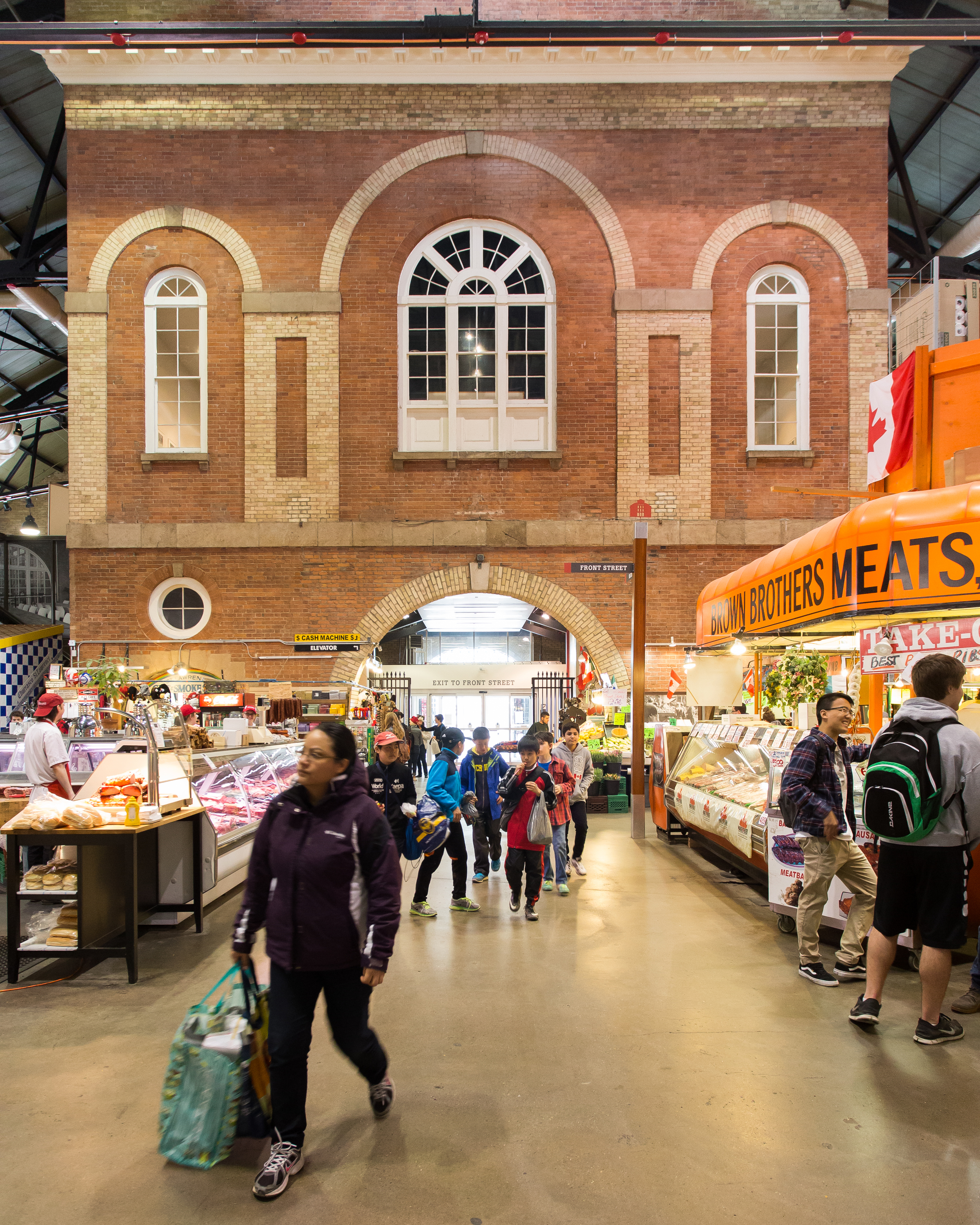 St. Lawrence Market South, Toronto (2014)
