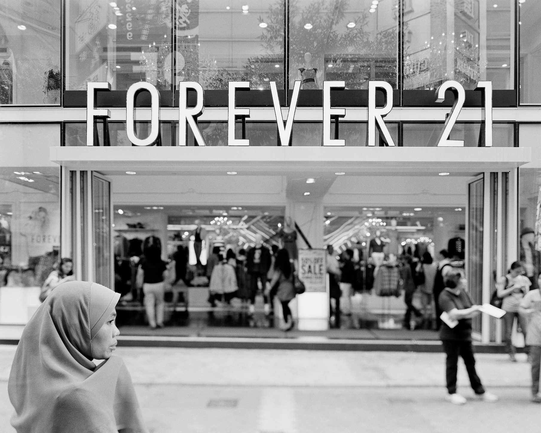 Everyone Wants To Be Forever 21, Hong Kong (2012)