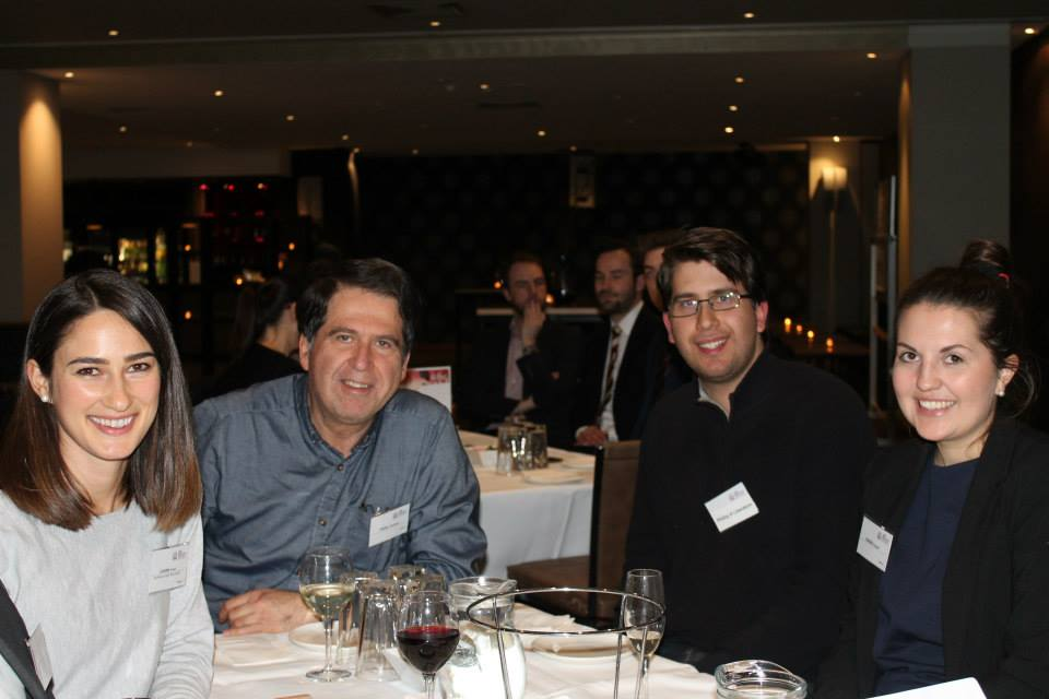 2015 LIV Young Lawyers Trivia night held at CQ Bar