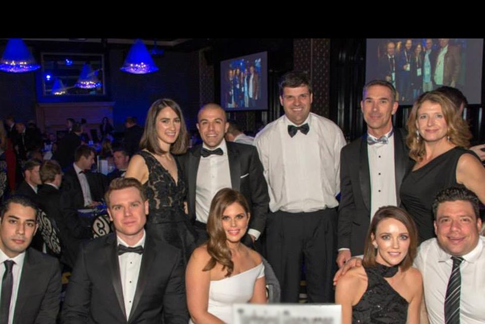 2015 RCSA Gala Ball at Dolton House Sydney