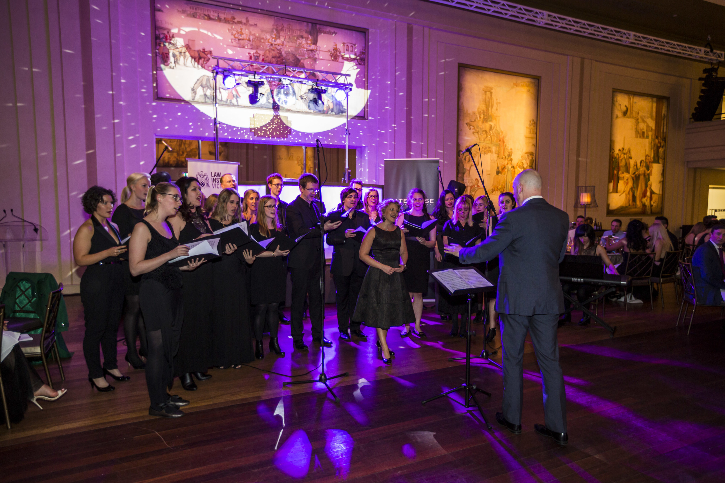 2015 LIV Young Lawyers Charity Ball