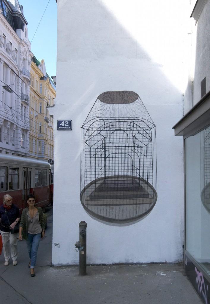 HYURO  at Westbahnstrasse, Vienna